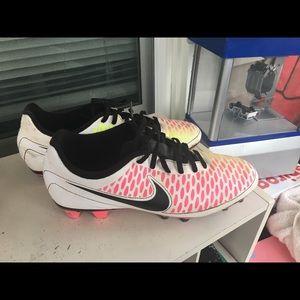 Womens Nike Cleats size 9